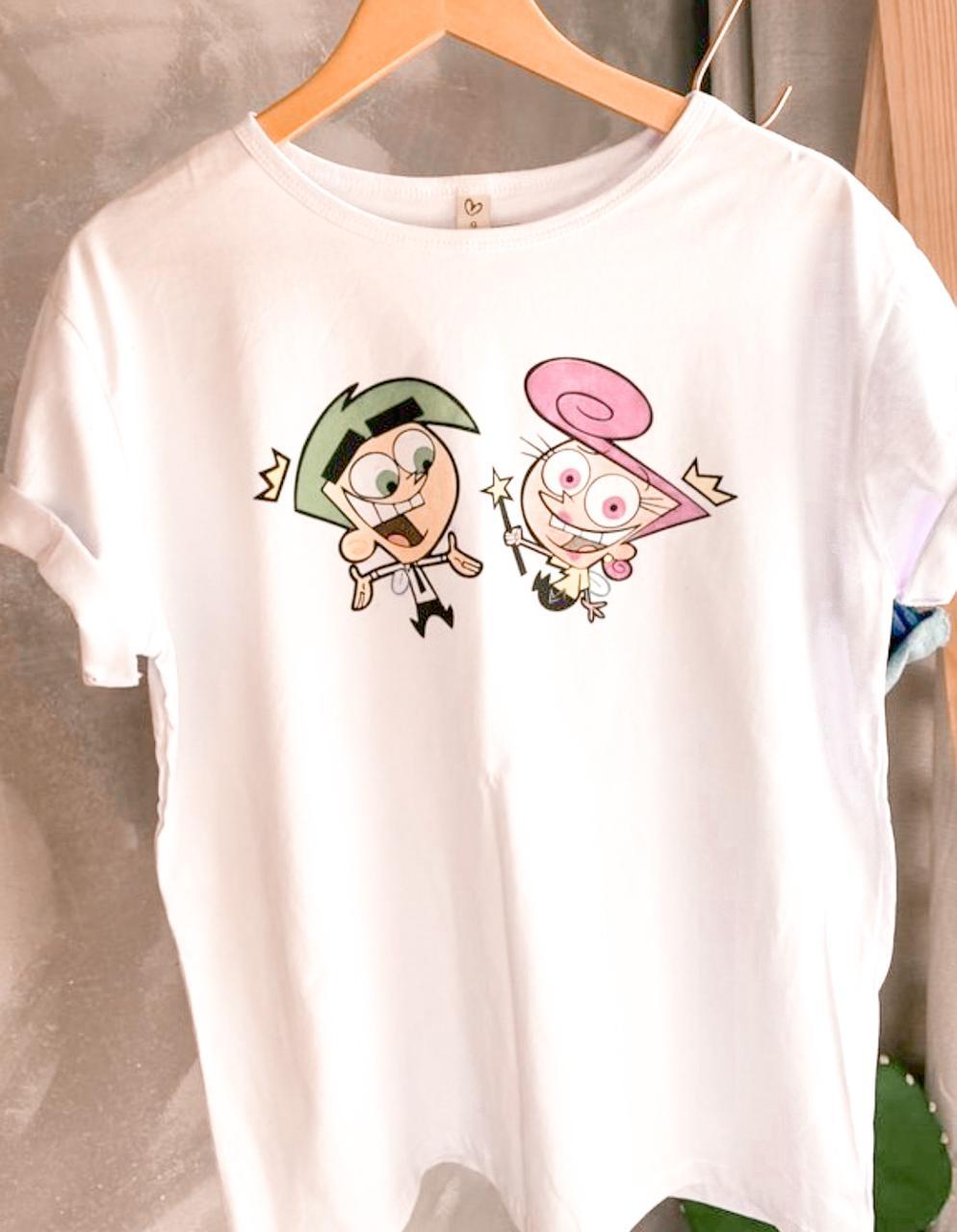 T-shirt MAX padrinhos magicos