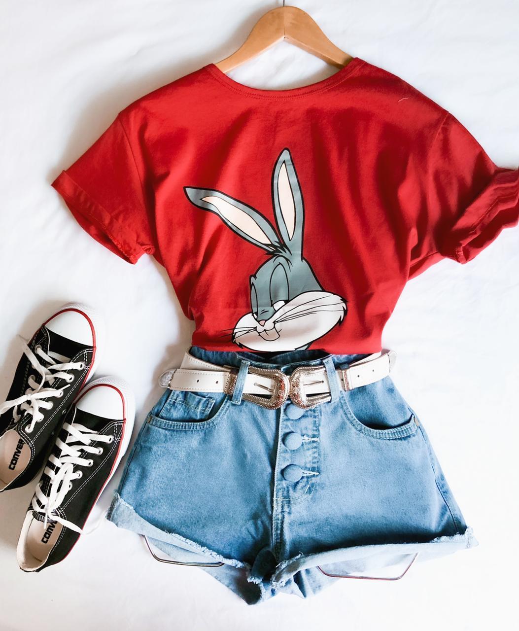 T-shirt Max Perna Longa