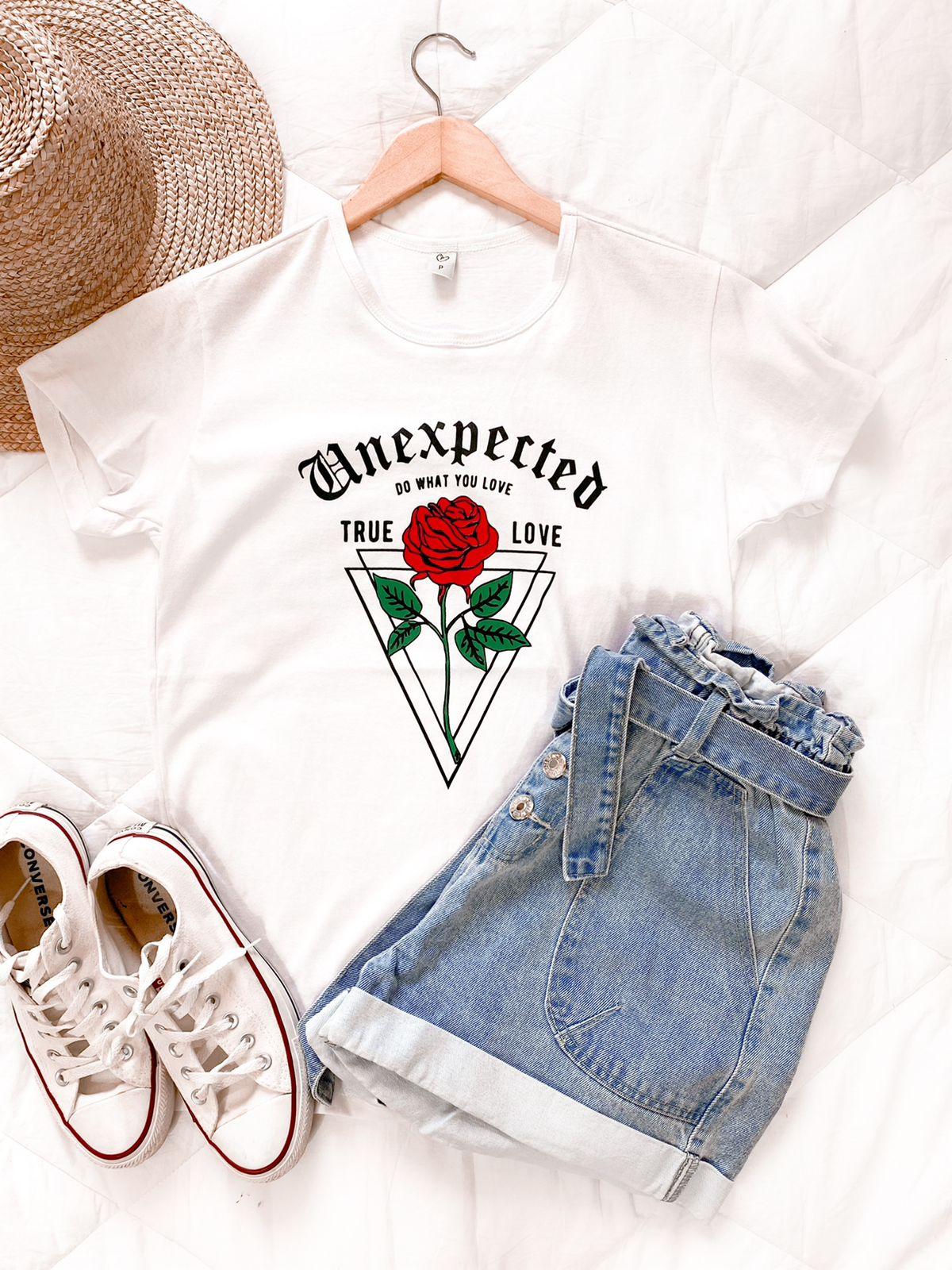 T-shirt Max true LOVE UNEXPECTED