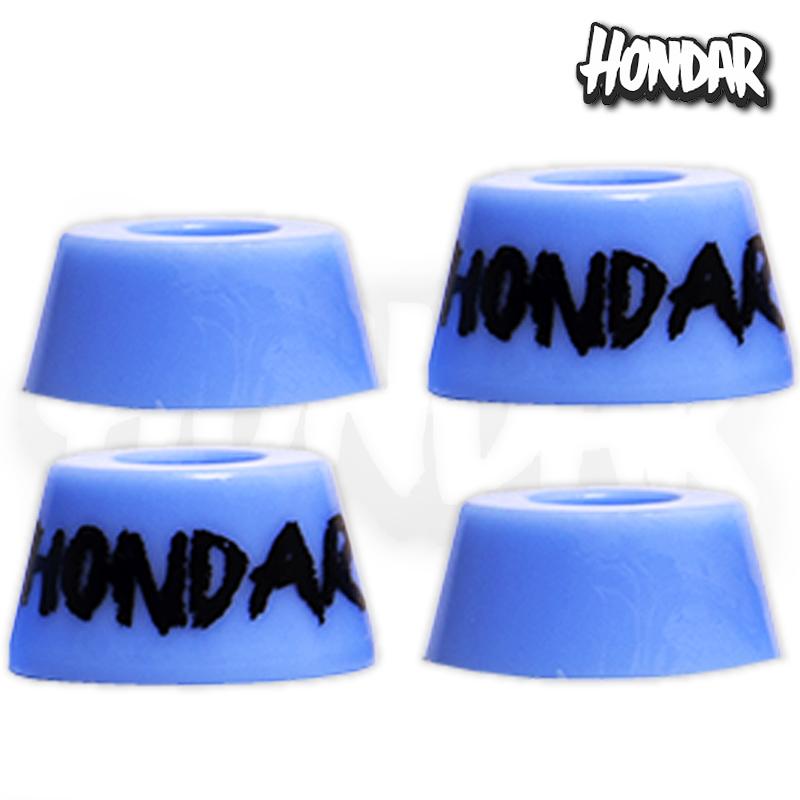 Amortecedores Cônicos Hondar Azul 86A de Dureza (Médio) Profissionais importados
