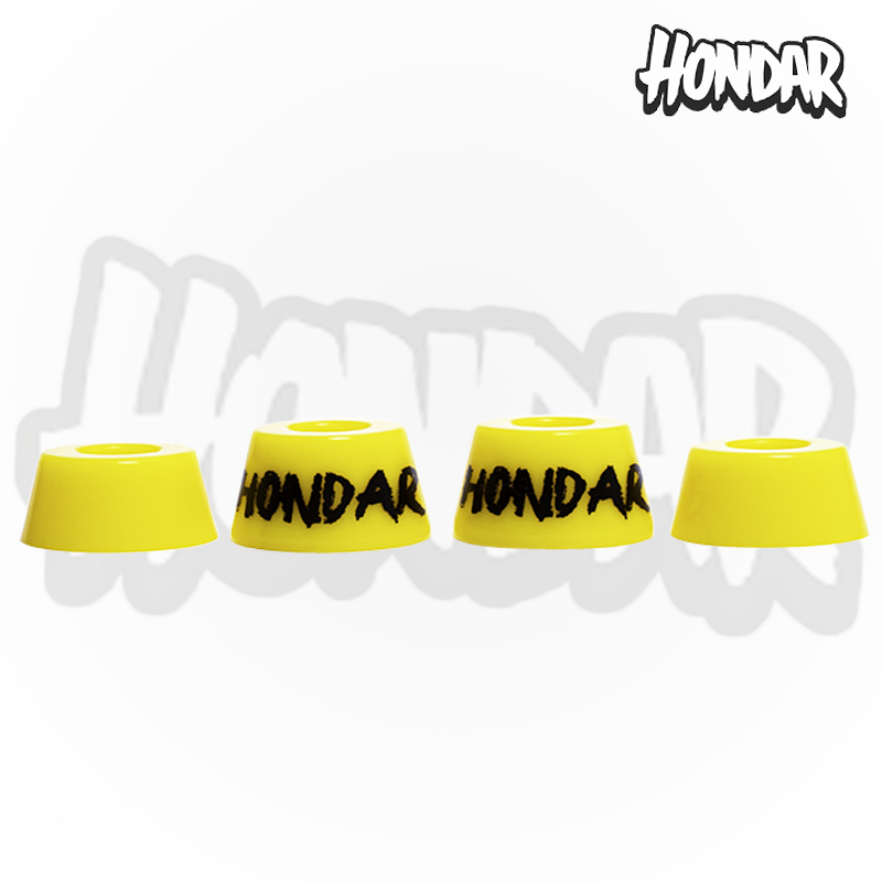 Amortecedores Profissionais Hondar - 82A Dureza (macio)