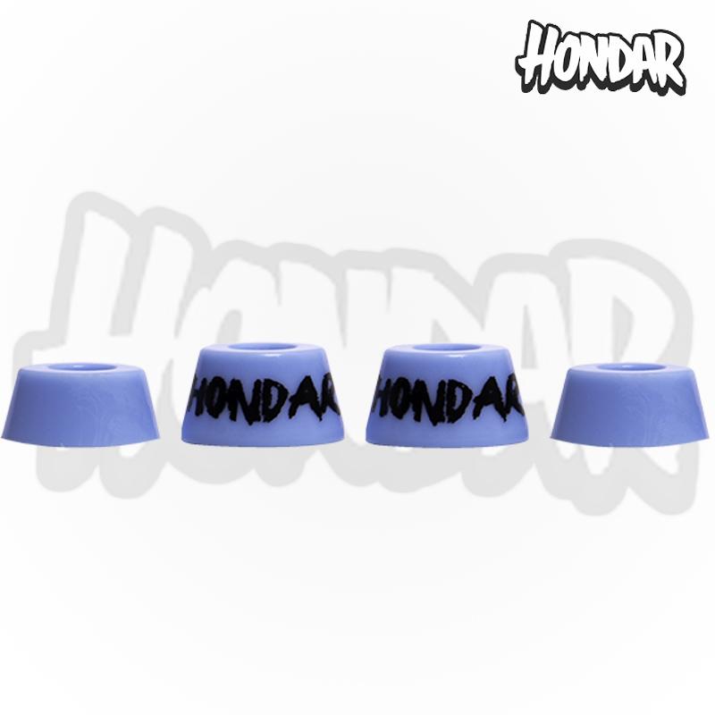 Amortecedores Profissionais Hondar - 86 Dureza (médio)