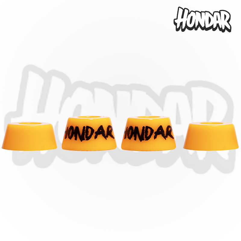 Amortecedores Profissionais Hondar - 90A DUREZA (DURO)