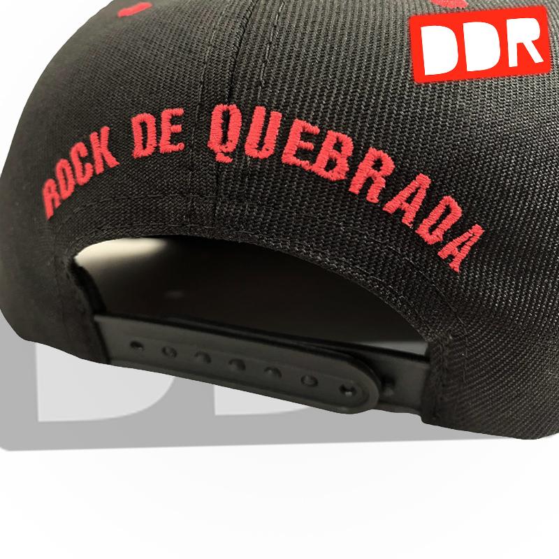 Boné Disciplina de rua - Rock de Quebrada
