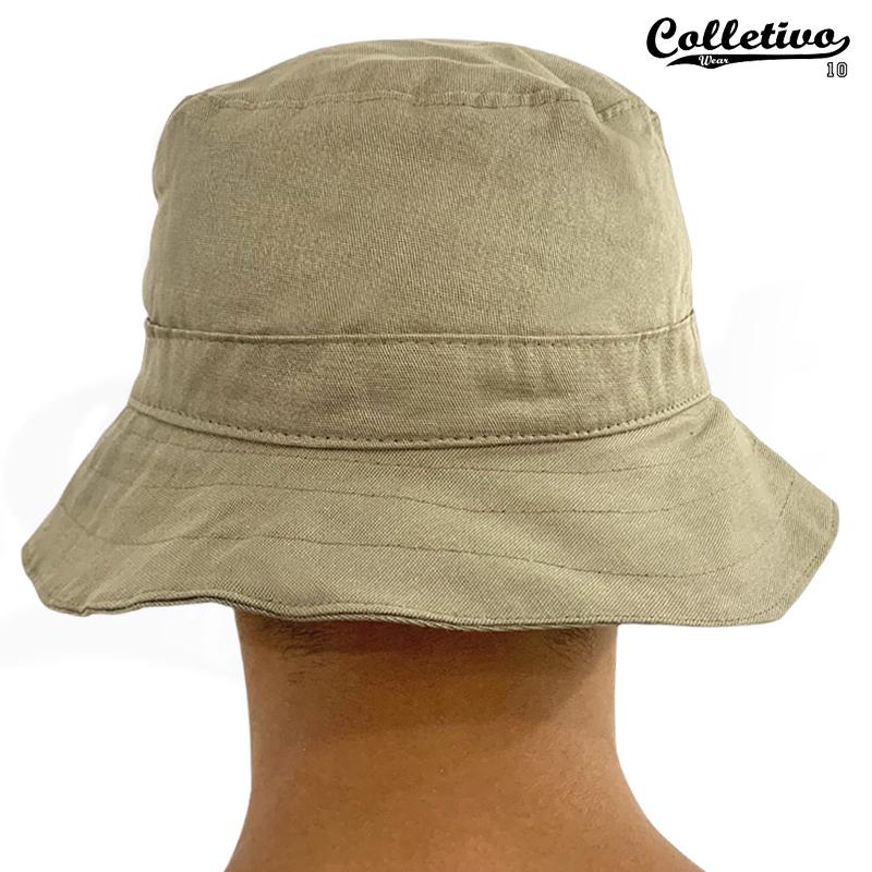 Bucket Colletivo Wear Bege