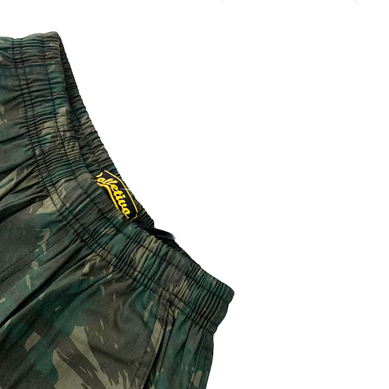 Calça Cargo Colletivo Wear - Camuflada