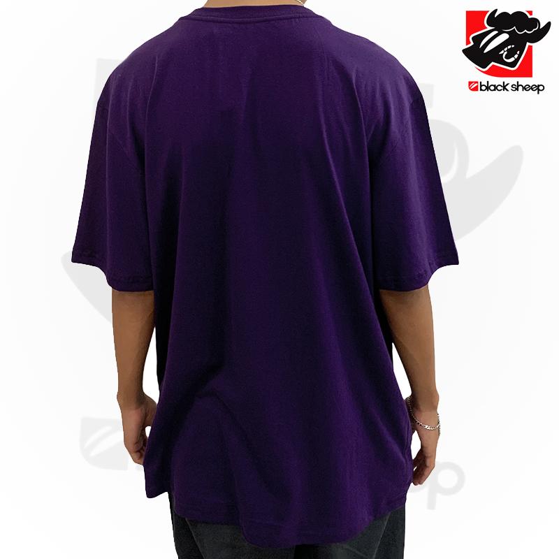Camiseta Black Sheep Roxa Portal dimensional
