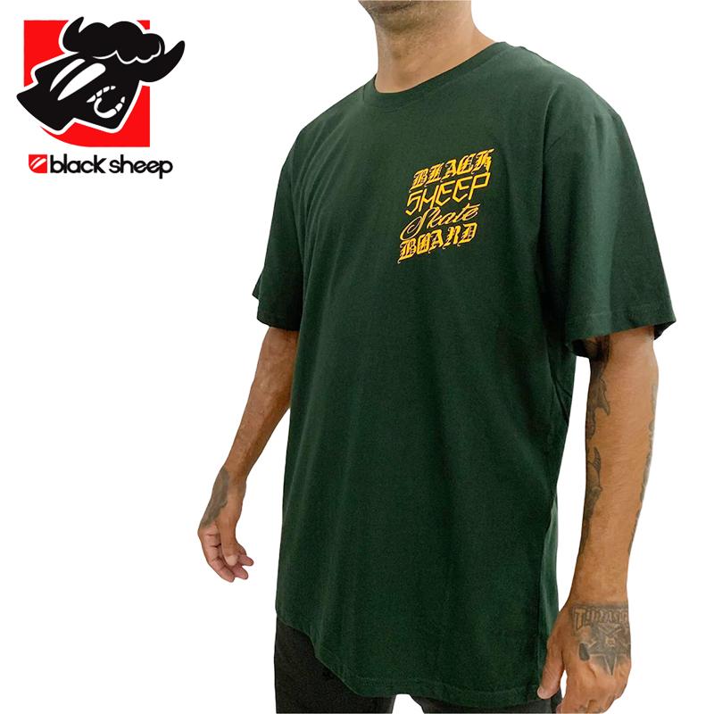 Camiseta Black Sheep VERDE - TAG - GG