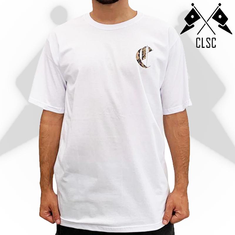 Camiseta Classic since ever - Branca