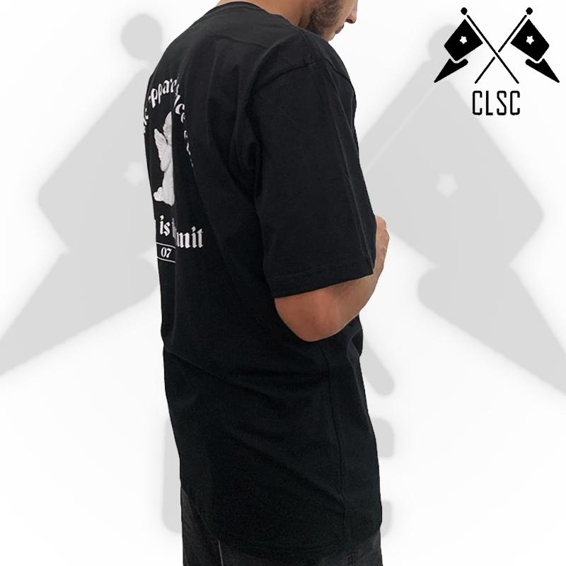 Camiseta Classic since ever - Preta