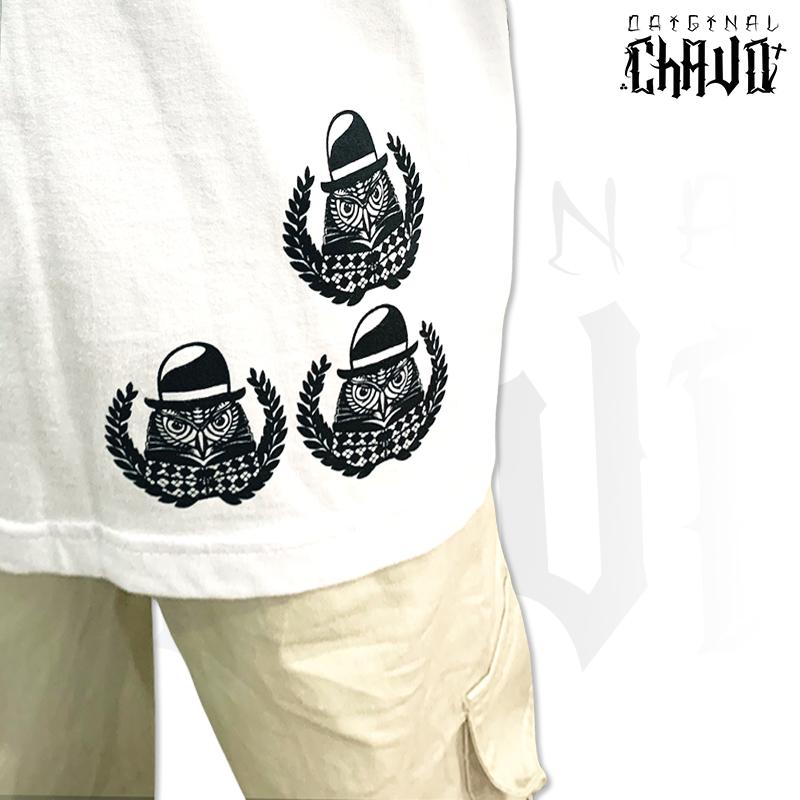 Camiseta Original Chavo MMXVIII Branca GG