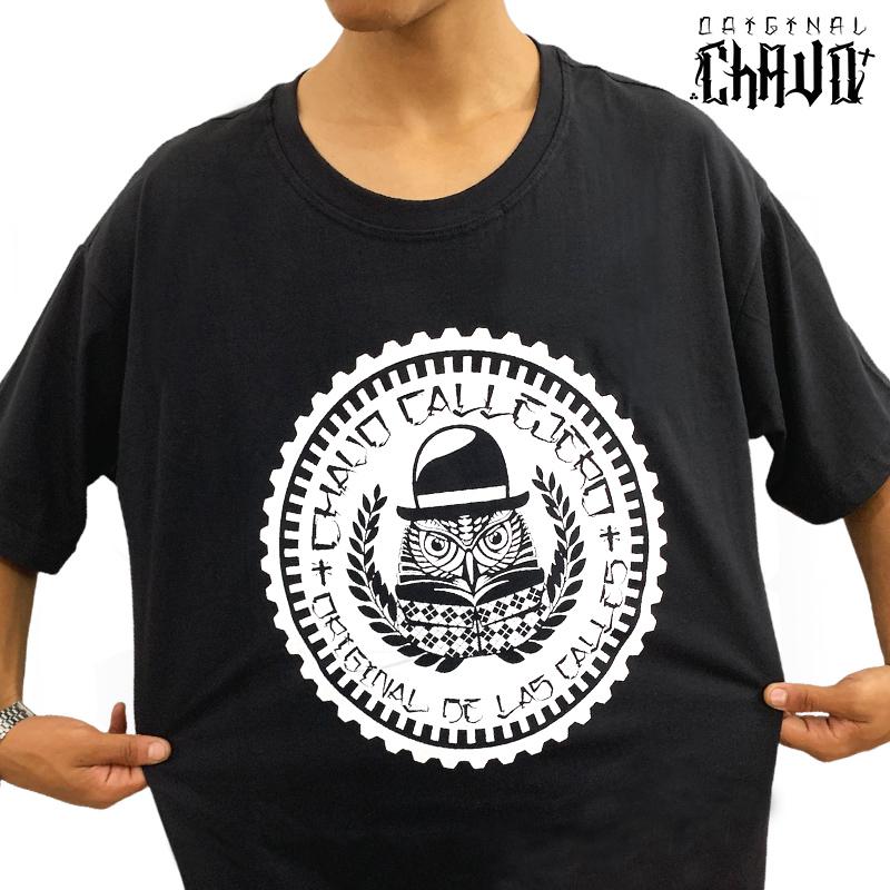Camiseta Original Chavo MMXX Preta GG