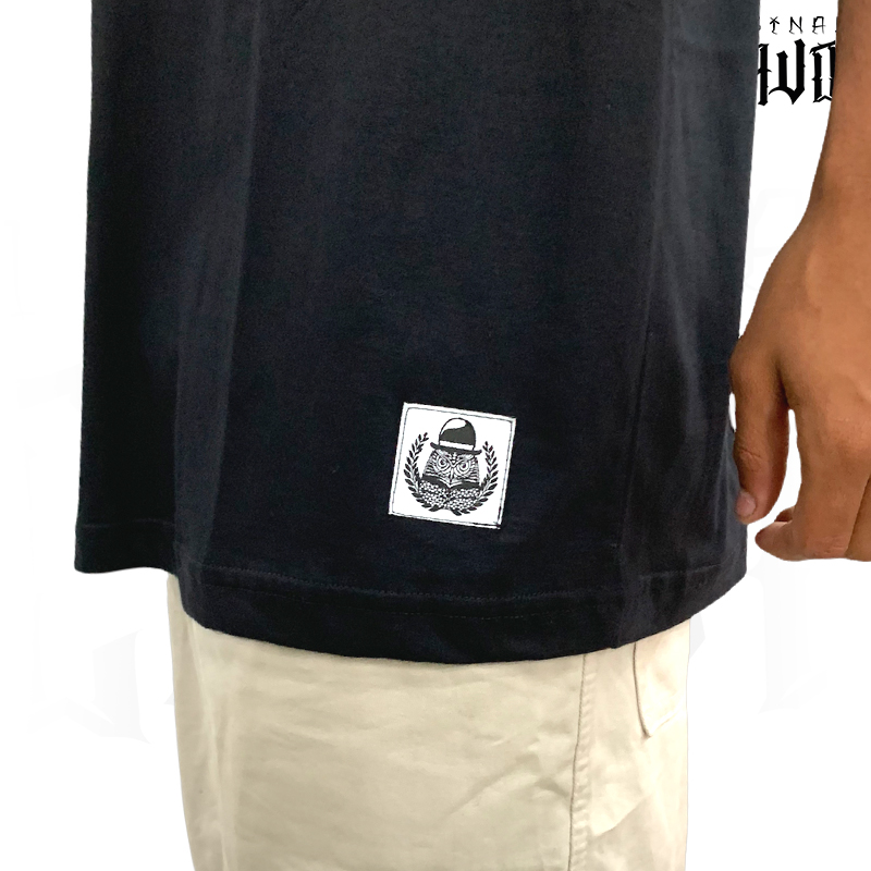 Camiseta Original Chavo Ouro Preta GG