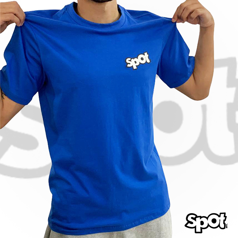 Camiseta SPOT - AZUL G
