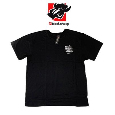 Camiseta Black Sheep Preta - TAG GG