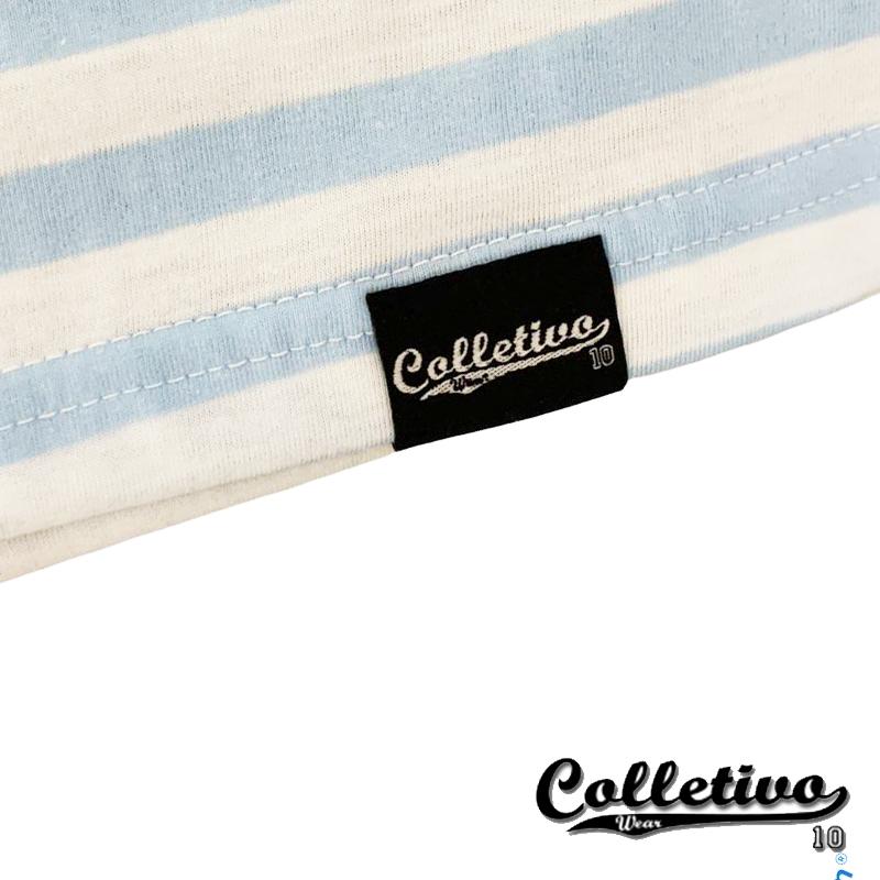 Camiseta Colletivo Wear - LISTRAS GG