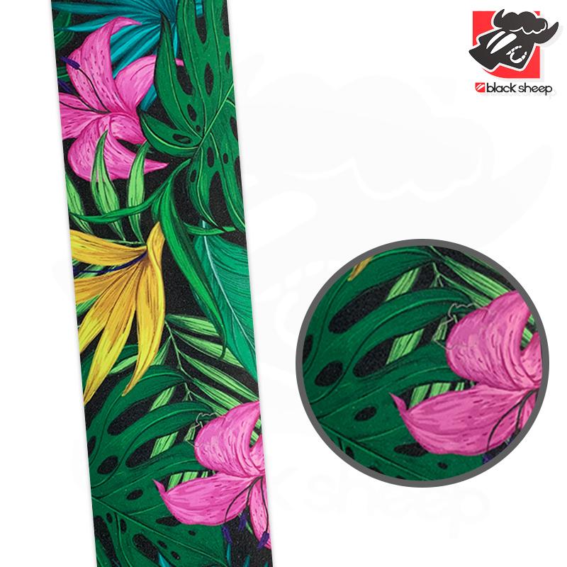 Lixa Black Sheep Premium Flores Importada Emborrachada
