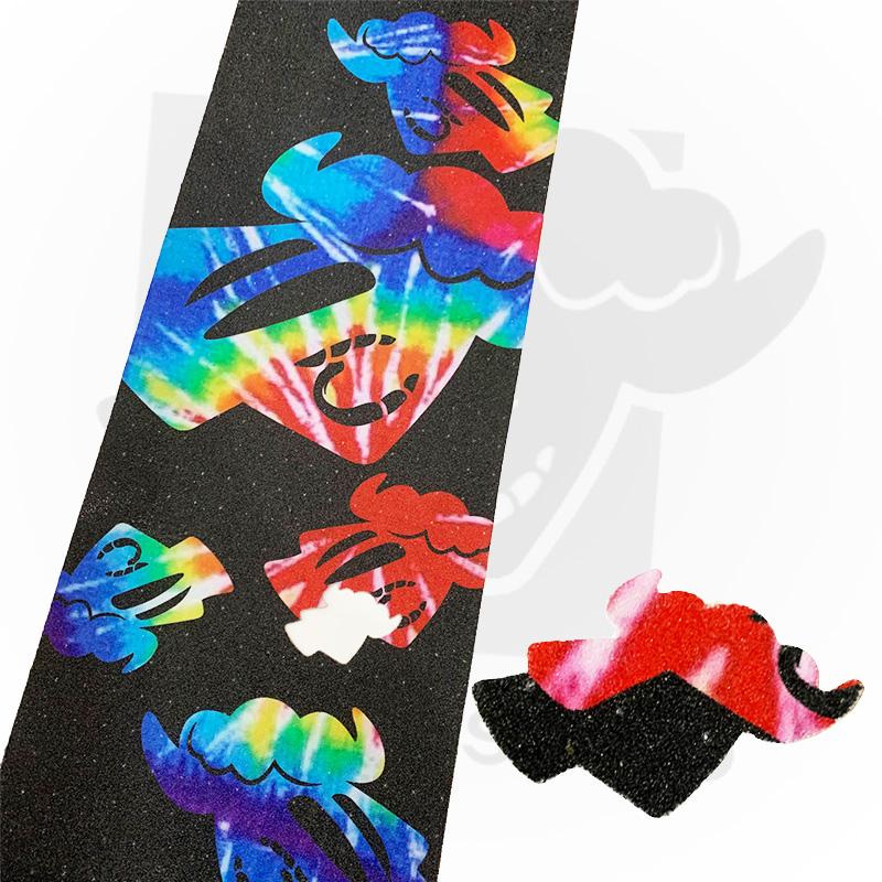 Lixa Importada Emborrachada Black Sheep Premium - New Tie-Dye