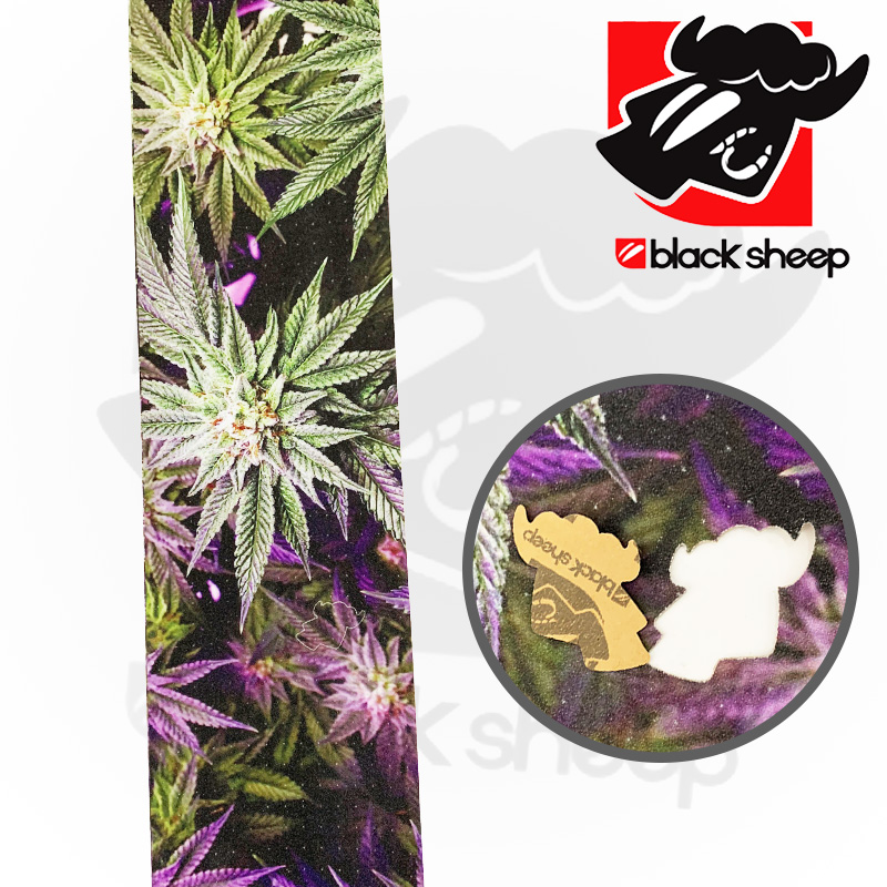 Lixa Importada Emborrachada Black Sheep Premium - Weed