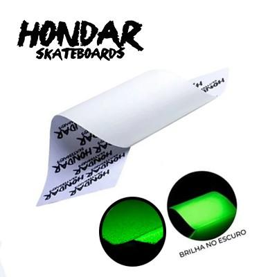 Lixa Neon HONDAR Importada Emborrachada