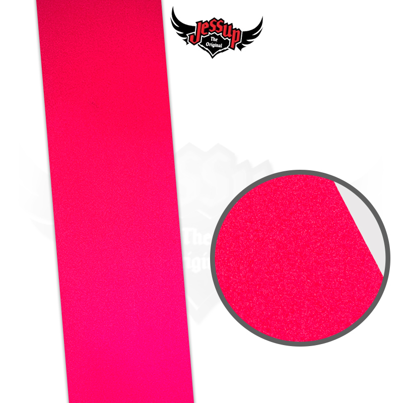 Lixa Rosa/Pink Jessup Grip Tape Emborrachada importada