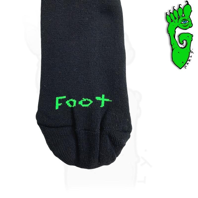 Meias G-NARLY FOOT GN Preta