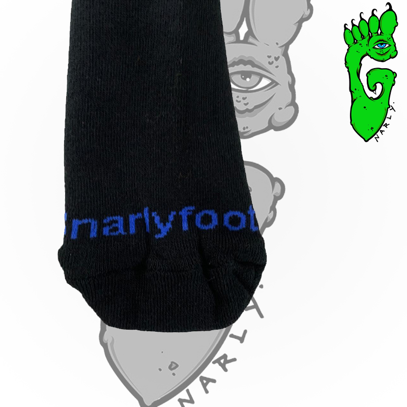 Meias G-NARLY FOOT  Goku - Preta