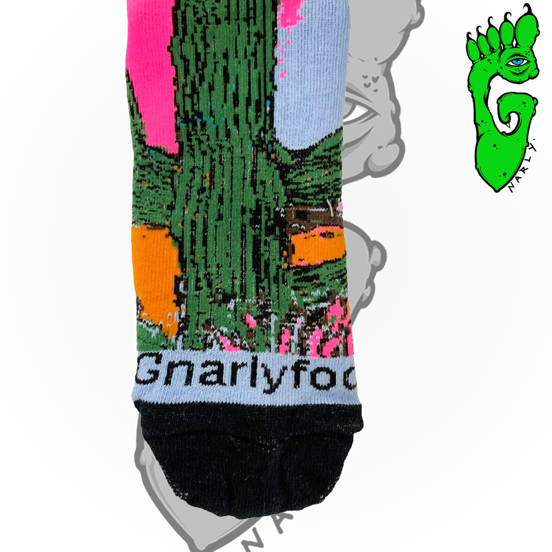 Meias G-NARLY FOOT Planet