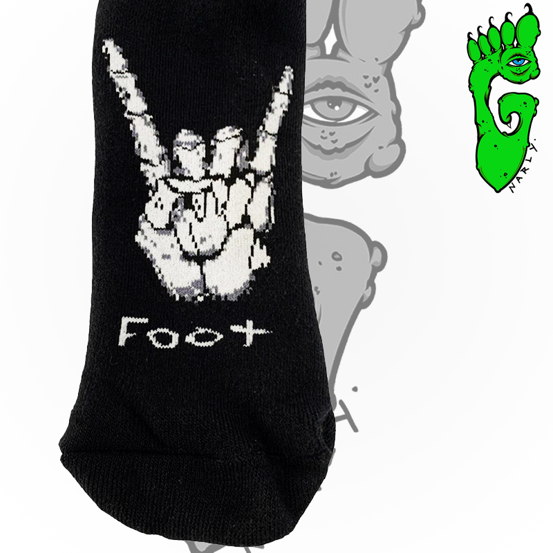 """Meias G-NARLY FOOT -  Pro model """"GROLL"""""""
