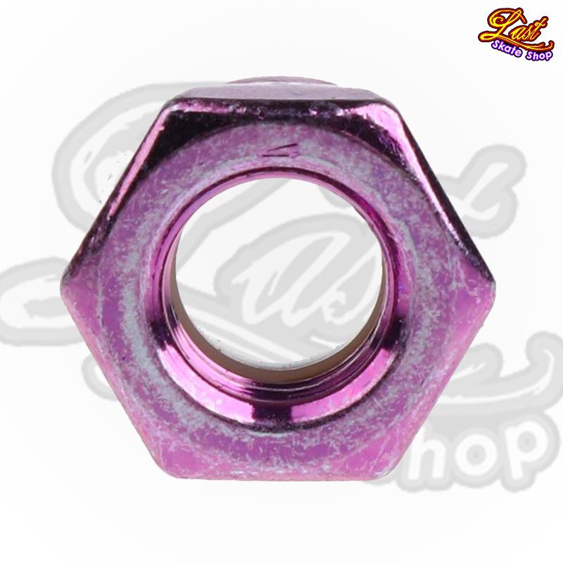 Porcas de rodas 13mm - Roxa