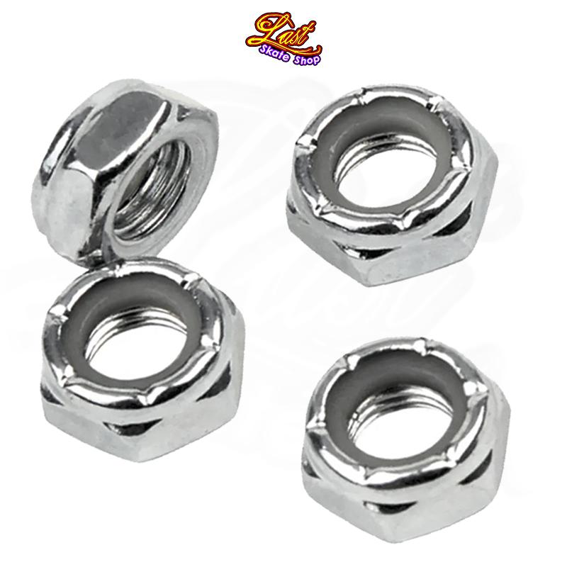 Porcas Travantes de rodas 13mm Prata