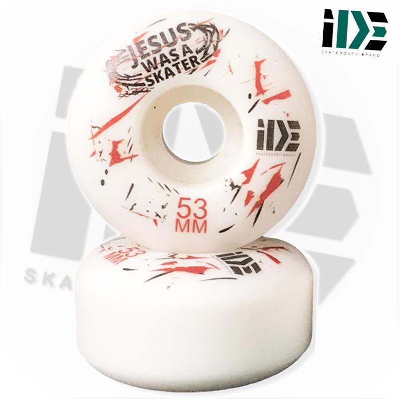 Rodas IDE 53mm Profissionais Importadas