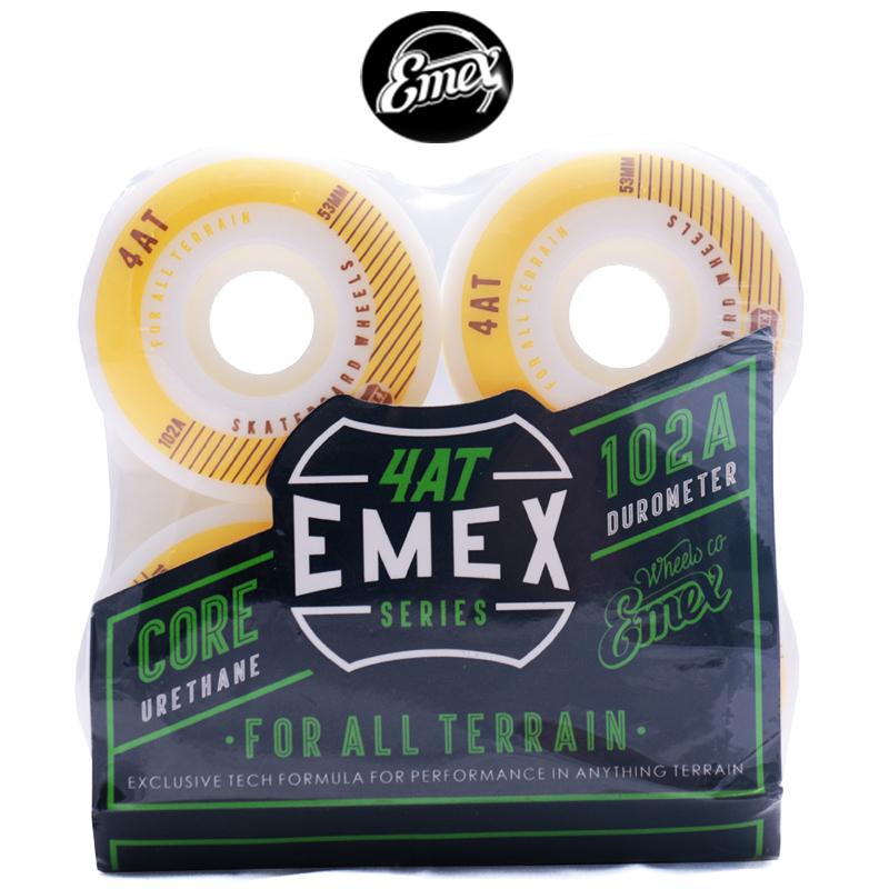 Rodas Importadas EMEX - 53mm - 101A