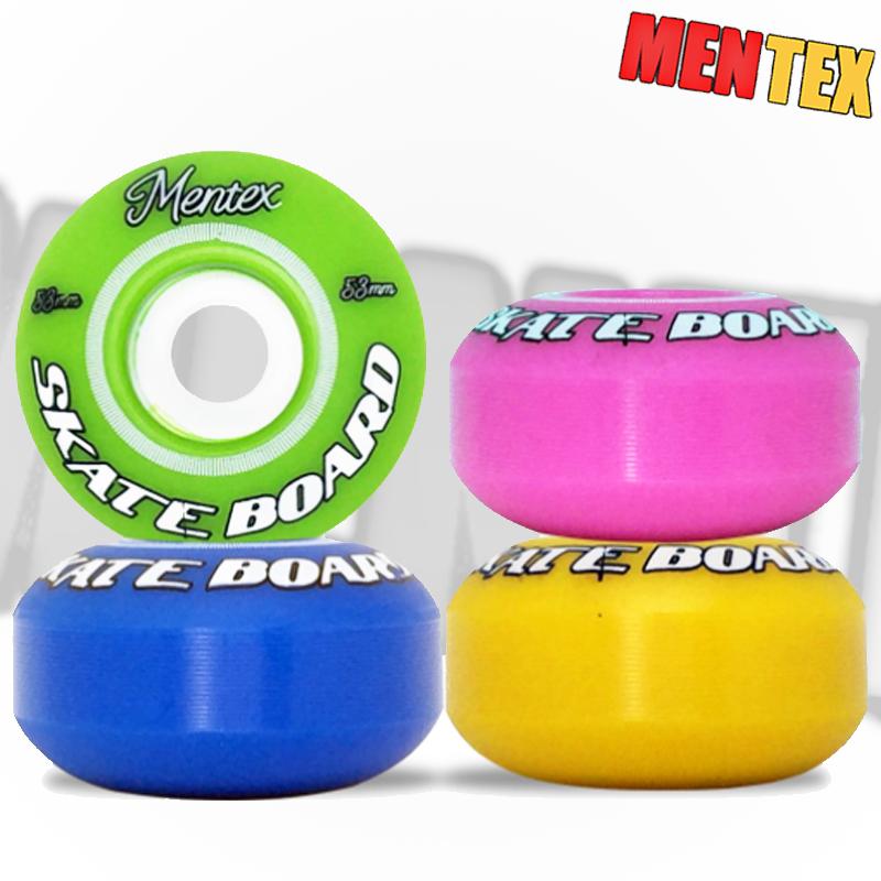 Rodas MENTEX Amadoras  51mm