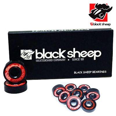 Rolamentos Profissionais Black Sheep - BLACK Importados
