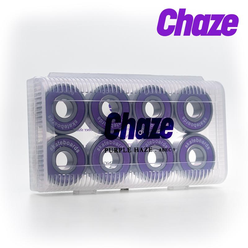 """Rolamentos Profissionais Chaze """"Purple Haze"""" - Importados"""