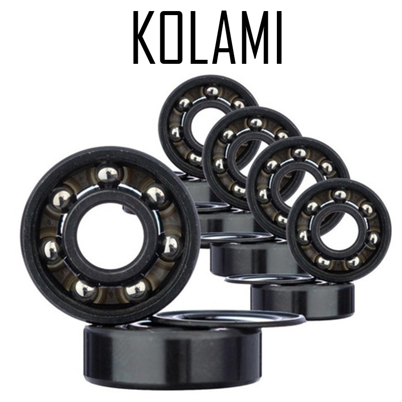 Rolamentos Profissionais KOLAMI - BLACK Importados