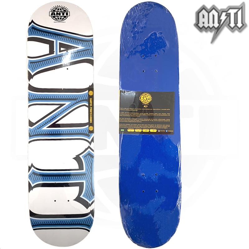 Shape ANTI Action 8.0 Profissional Marfim Branco/Azul