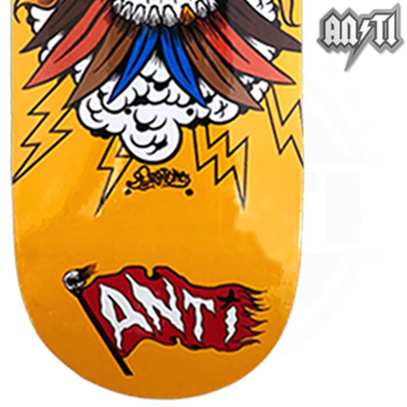 Shape ANTI Action 8.0 Profissional Marfim Cocking Eyes Ratones - Laranja