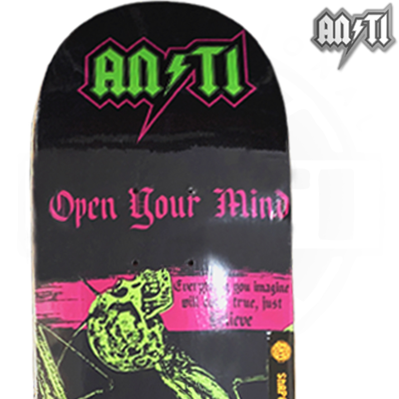 Shape ANTI Action 8.0 Profissional Marfim Open Your Mind