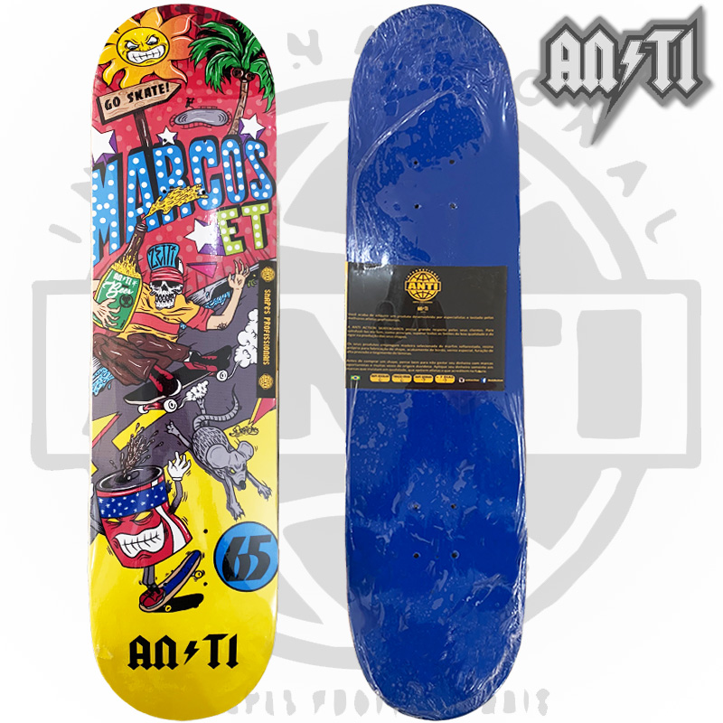 Shape ANTI Action 8.0 Profissional Marfim Pro model Marcos ET