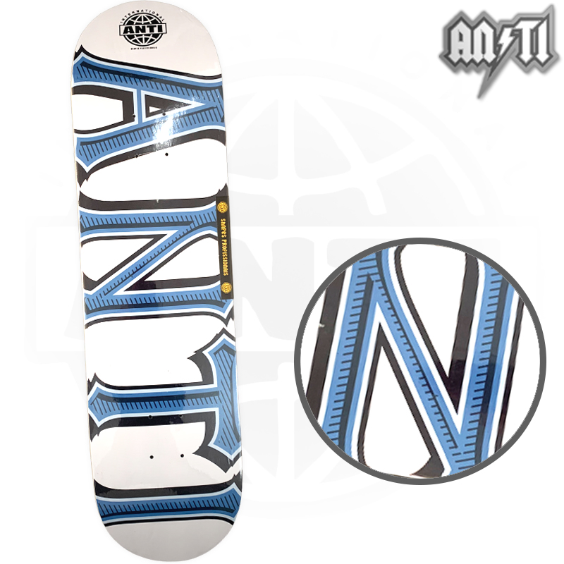 Shape ANTI Action 8.125 Profissional Marfim Branco/Azul