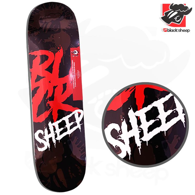 Shape Black Sheep 8.25 Maple BLCK Profissional Importado