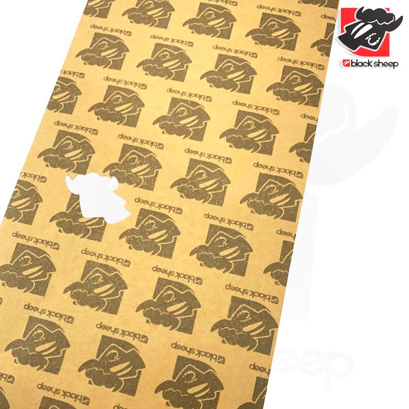 Shape Black Sheep Maple 8.50 Tie Dye Colors + Lixa Emborrachada Bala Fini Black Sheep PREMIUM