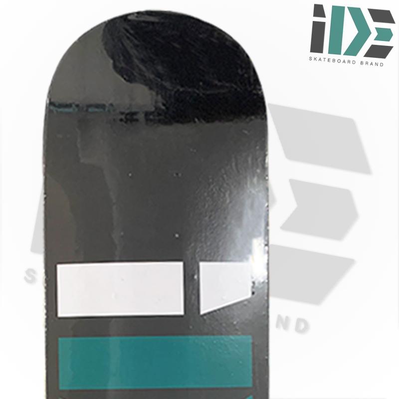 Shape IDE + Lixa Nacional 8.0 Marfim Profissional Preto