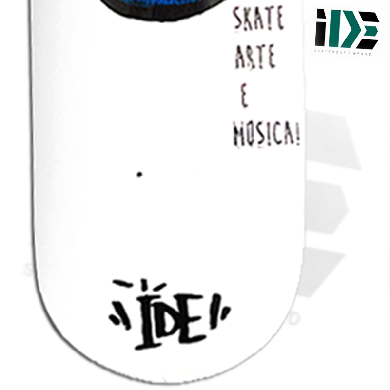Shape IDE + Lixa Nacional 8.25 Marfim Profissional Totem