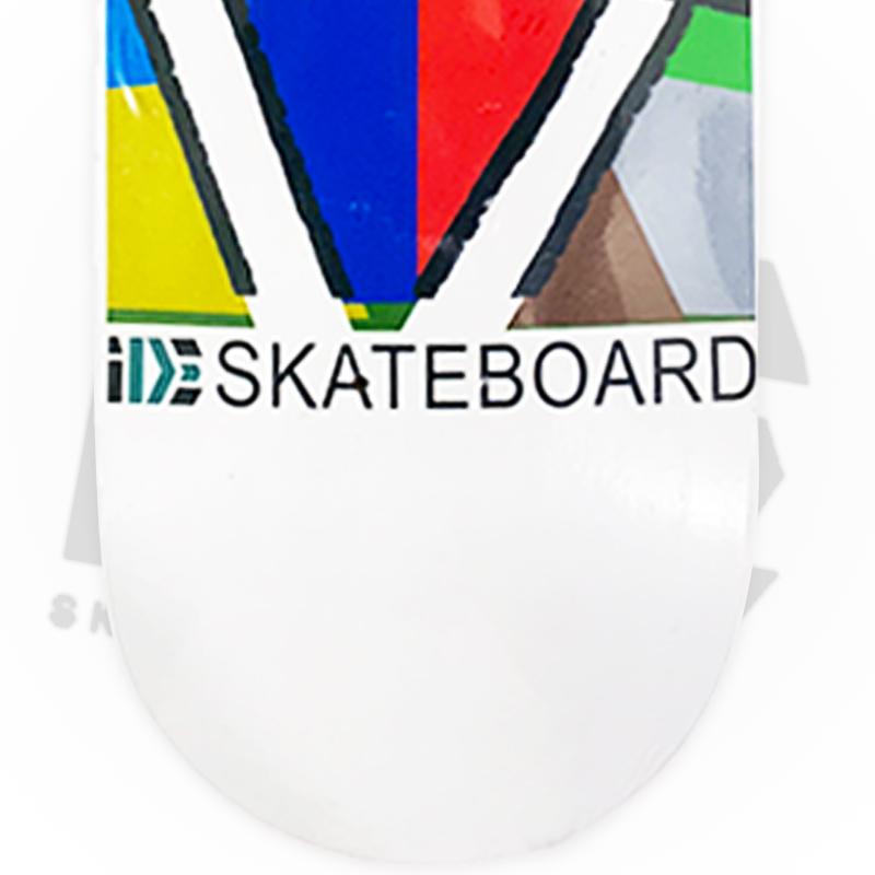 Shape IDE Skateboards 8.25 Marfim Profissionail ART 1