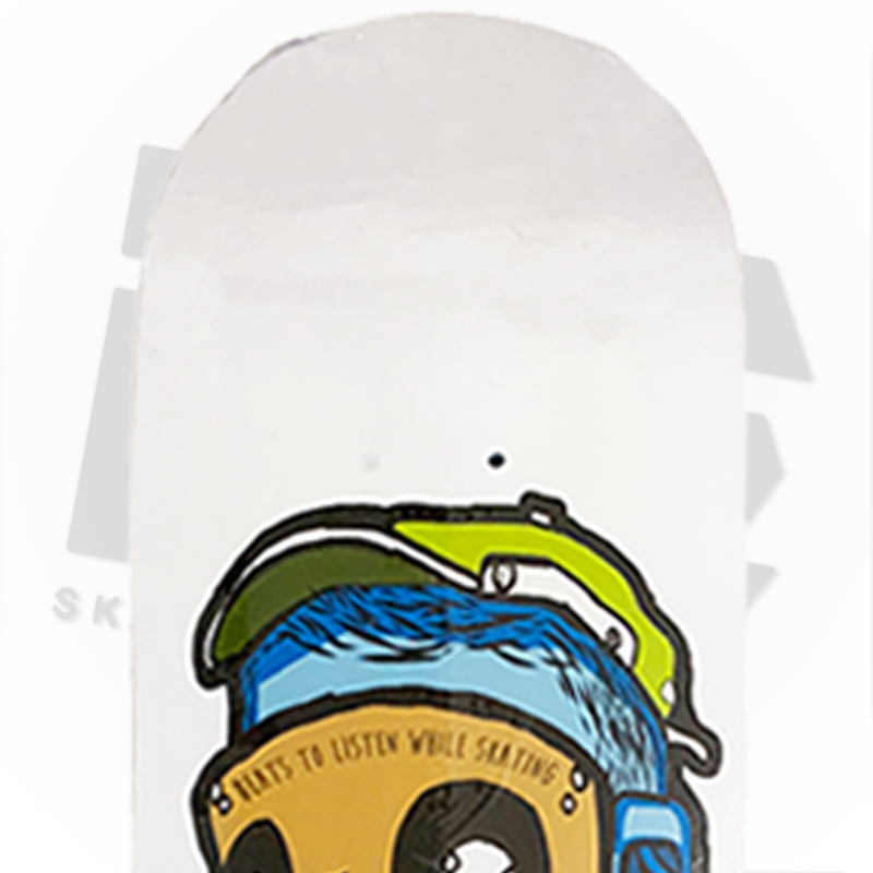 Shape IDE Skateboards 8.0 Marfim Profissionail ART 2