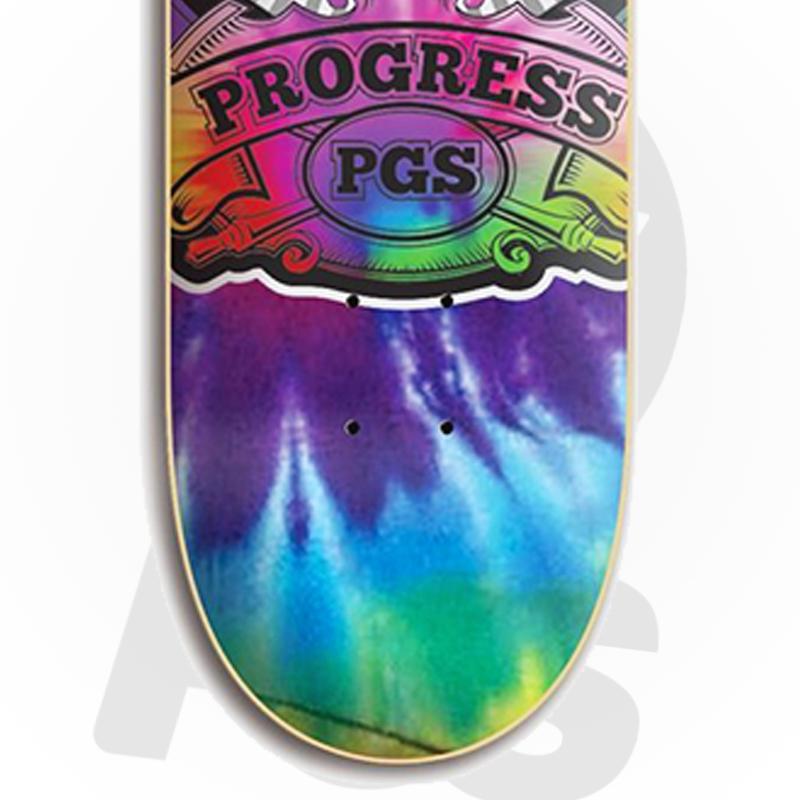 Shape PGS + Lixa Nacional 8.0 Tie-Dye Marfim Profissional