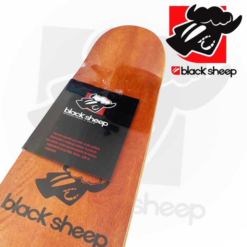 Shape Black Sheep 8.0 Marfim Profissional Tag Verde
